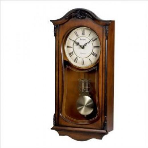 Handsome Bulova Clock