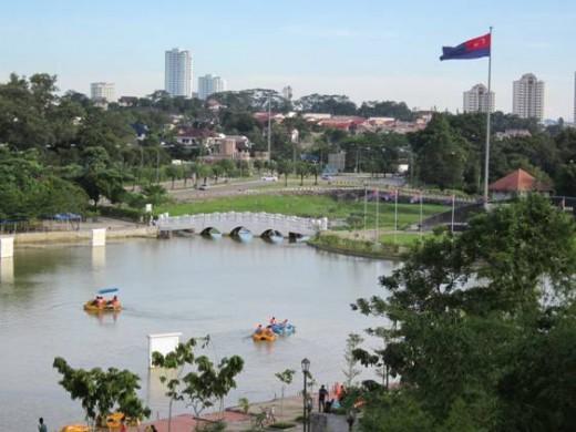JB from Taman Merdaka