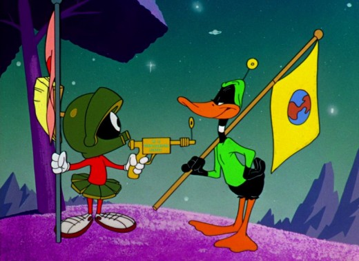 Duck Dodgers in the 24½ Century