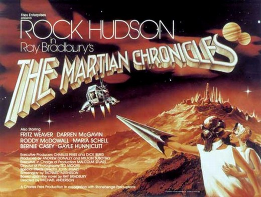 The Martian Chronicles - poster