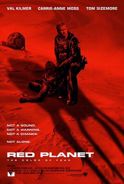 Red Planet (2000) poster