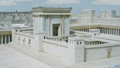 A history of the Jewish Temple