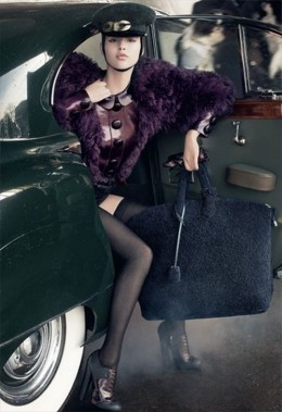 Louis Vuitton Winter  2011/2012 collection