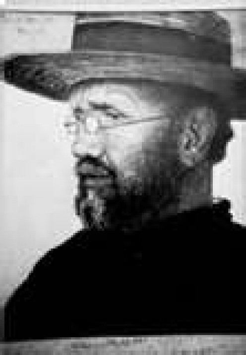 Father Damien de Veuster - Born Jozef de Veuster in Tremeloo, Belgium