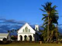 St. Francis, Kalaupapa, Molokai