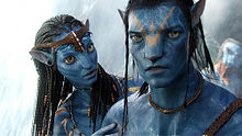 Jake and Neytiri may be big in the film but will people line up to get their picture taken with them?