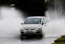 Drive Safely In Bad Weather