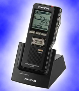 Olympus DS5000 Digital Voice Recorder
