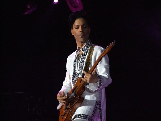 The Purple One at Coachella