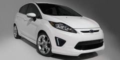 Ford Fiesta's rating was 6.7.