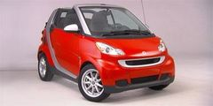 Smart ForTwo Coupe or Cabriolet's rating was 6.7.