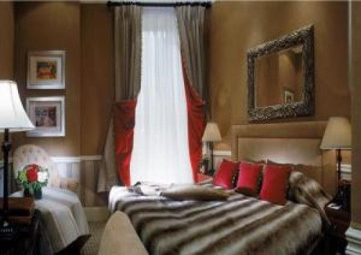 Lavish Rooms at The Montague