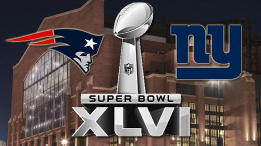 Super Bowl XLVI: Giants vs. Patriots