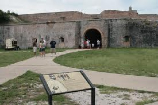 Ft. Pickens