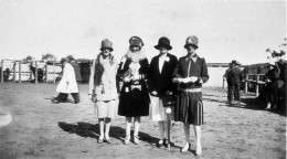 Women in Australia between 1927-1930