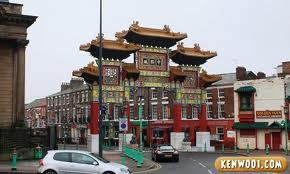 Liverpool China Town