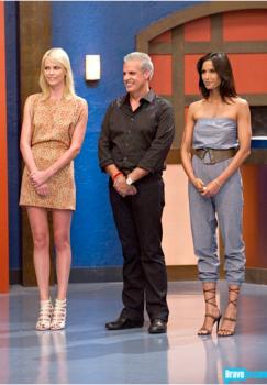 Charlize, Eric and Padma