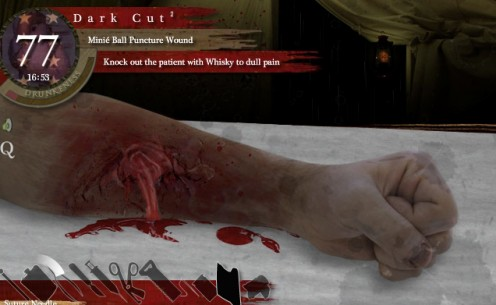 Play surgeon with Dark Cut 2 (not for the squeamish)