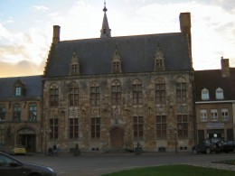 Honschoote Town Hall