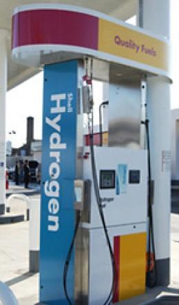 Hydrogen station pump