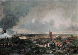 The Battle of Hondschoote 1793