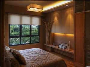 Feng Shui Bedroom -  Happy Environment