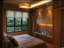 Feng Shui Bedroom -  Happy Environment