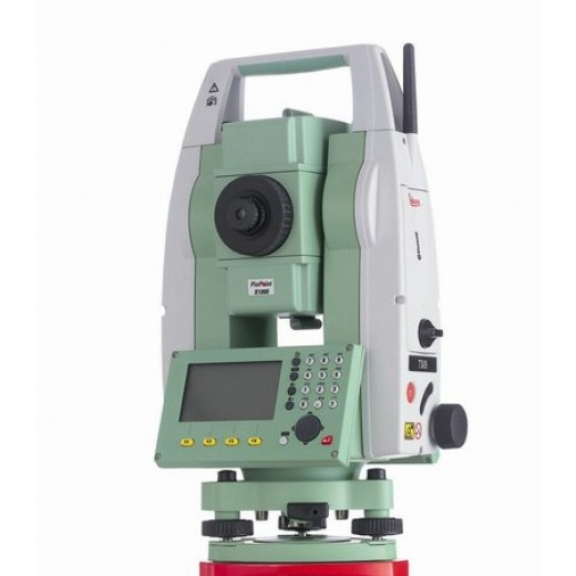 High-End Total Station for Hire