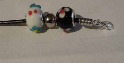 Step 3 - Pandora style bracelet