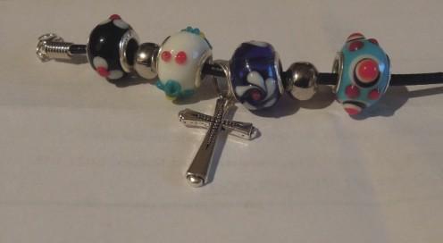 Step 4 - Pandora style bracelet