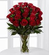 If you love a woman, she will likely love a bouquet of roses.
