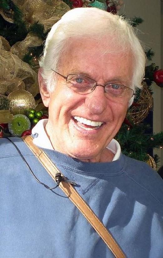 Diagnosis Murder star, Dick Van Dyke