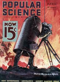 MODERN SCIENCE WAS AMONG THE FIRST HORROR MAGAZINE THAT TERRIFIED ITS READERS.