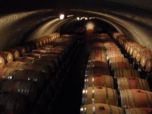 Wine Caves, Gloria Ferrer