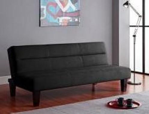 Black Futon Sofa Bed