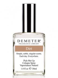 Smell like dirt! Popular Demeter Fragrance Library Dirt cologne spray for men and women