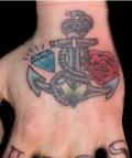 Unique Rose Tattoos