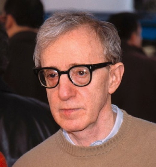 Woody Allen (Midnight in Paris)
