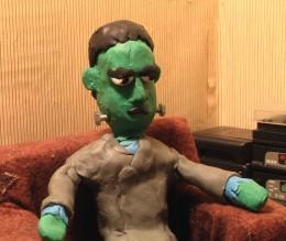 Frankenstein in Armchair