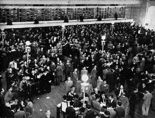 1950 Stock Exchange