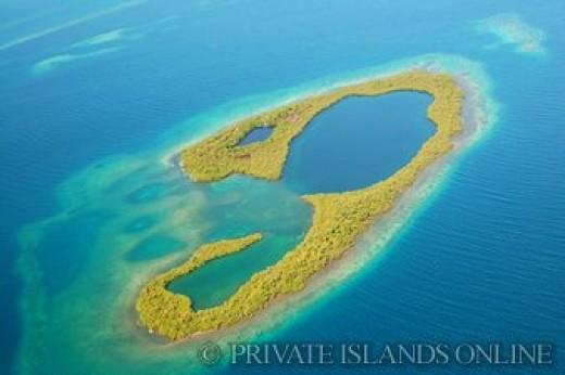 Lagoon Caye, Belize