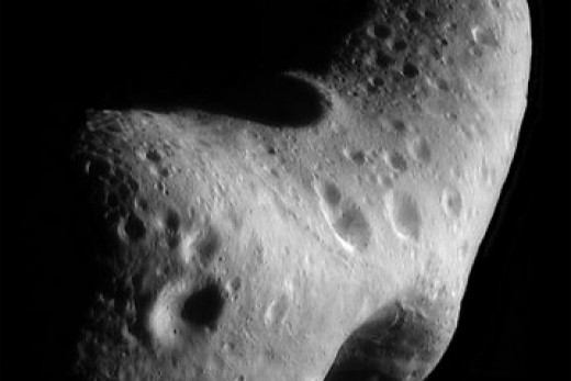 Humanity has already made tentative steps to the near earth asteroids and a visit to a comet. A probe sent to Eros shown above was also soft landed on the asteroid.