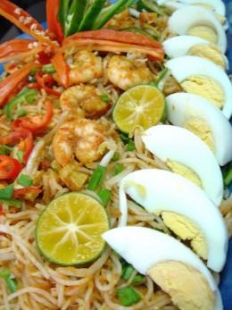 Mee Siam - Penang Nonya dish Image:© Hazel Chong|Shutterstock.com
