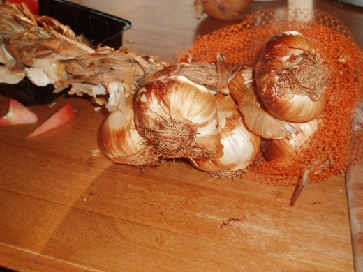 Try smoked Garlic for an extra flavour
