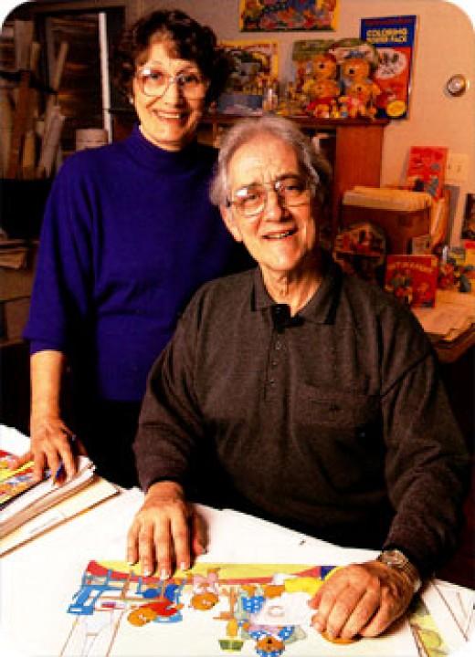 Stan & Jan Berenstain
