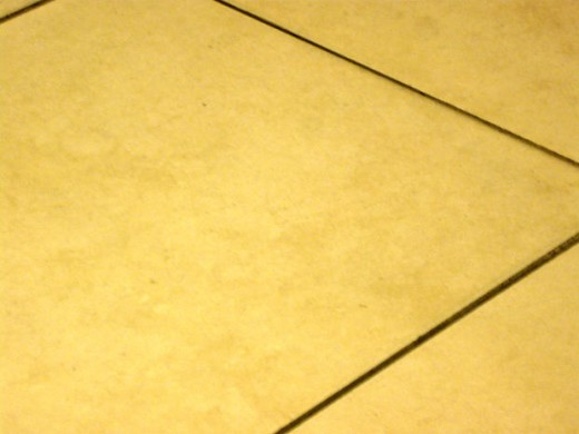 Removing tile from floors allows you to install a new floor.