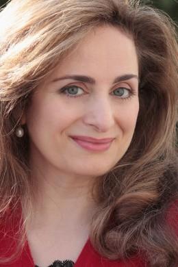 Author Tessa Afshar