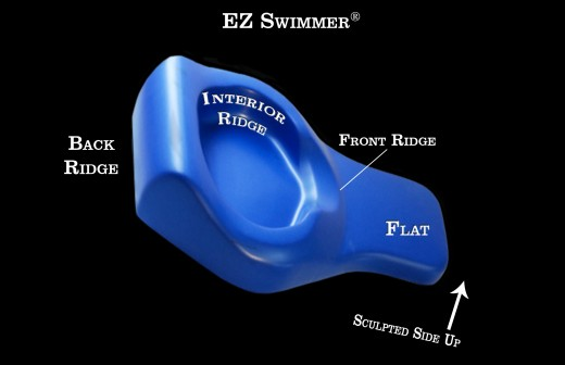 World's Best Body Board - EZ Swimmer - EZ Body Board