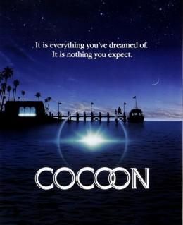 Cocoon - art by John Alvin