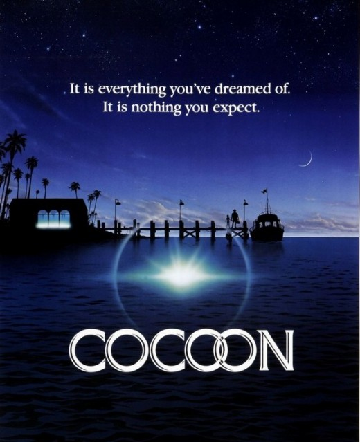 Cocoon - art by John Alvin